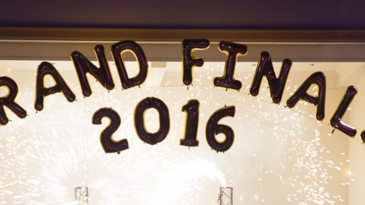 ISTD Grand finals – 2016